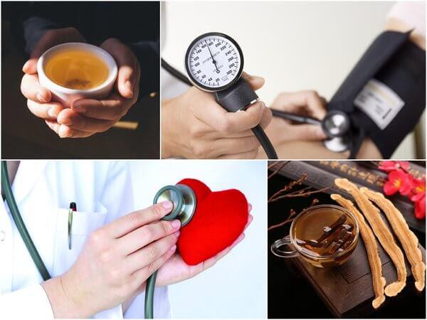Linh chi trị bệnh tim mạch